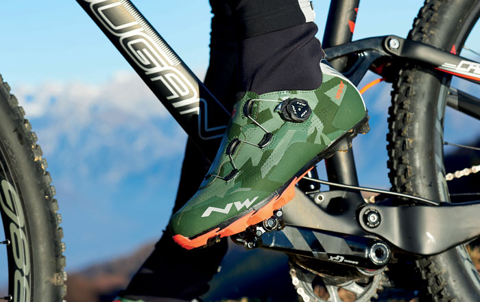 Scarpe da ciclismo invernali Northwave