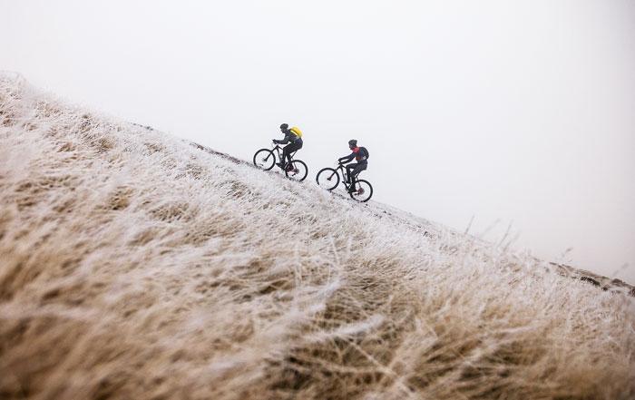 Abbigliamento ciclismo invernale Vaude
