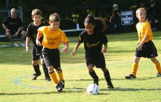 Kinder-Fußballschuhe