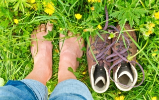 Blasen an den Füßen vorbeugen
