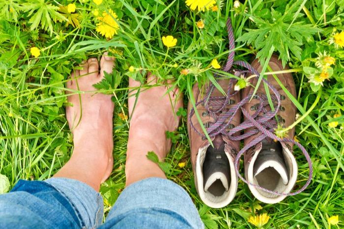 Come prevenire le vesciche ai piedi