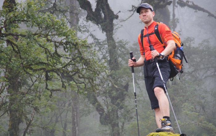calzini da trekking contro le vesciche