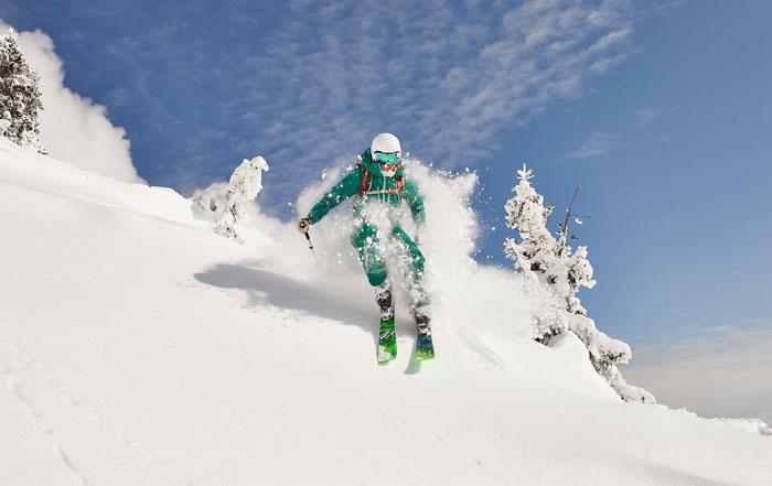 Quale lunghezza sci freeride?