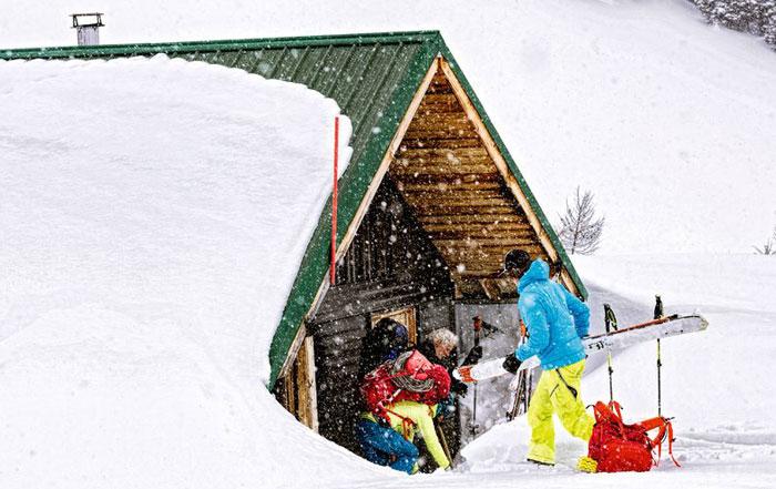Come sceglie sci freeride?
