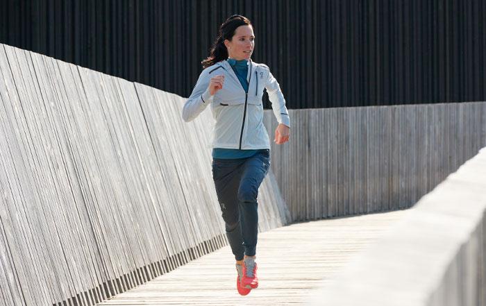 joggen im winter ON