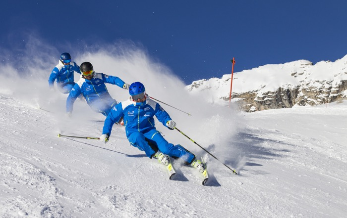 regole di sci