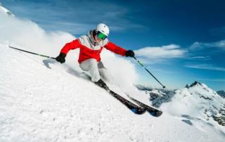 Passende Skilänge