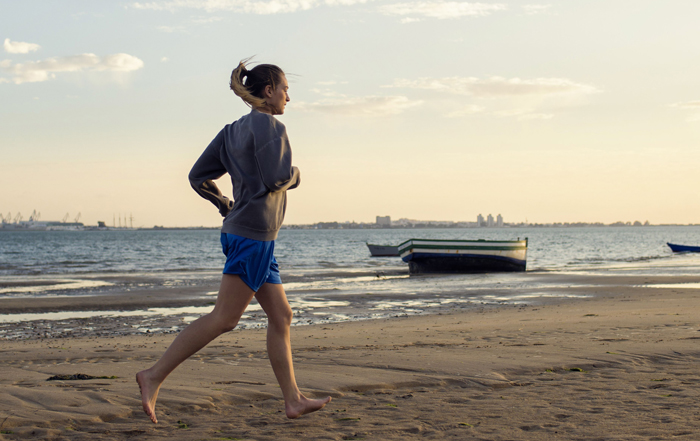 Natural Running Barfußlaufen