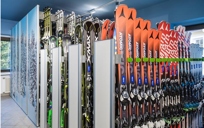 Ski & Snowboard Verleih bei SPORTLER in Wolkenstein in Gröden