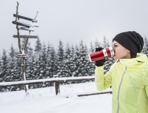 Warum Sportler Tee trinken sollten