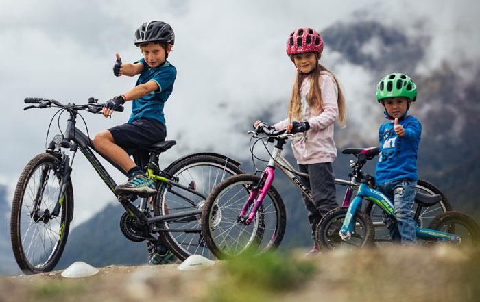 la bici bambino più adatta