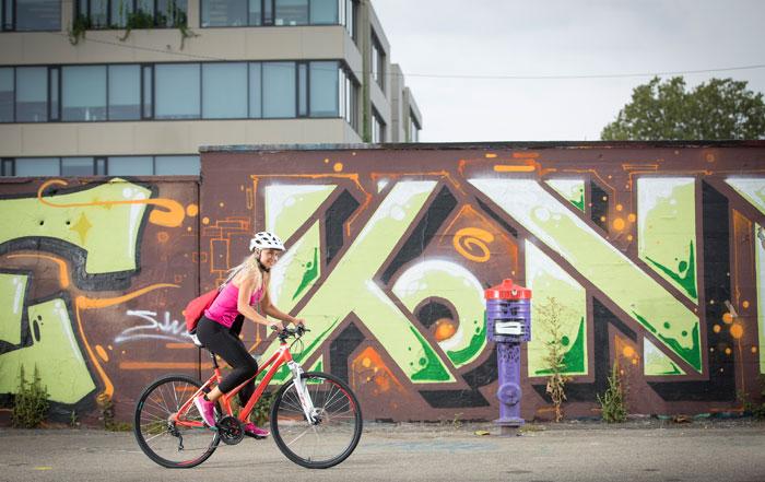 Welches Fahrrad eignet sich zum Abnehmen?