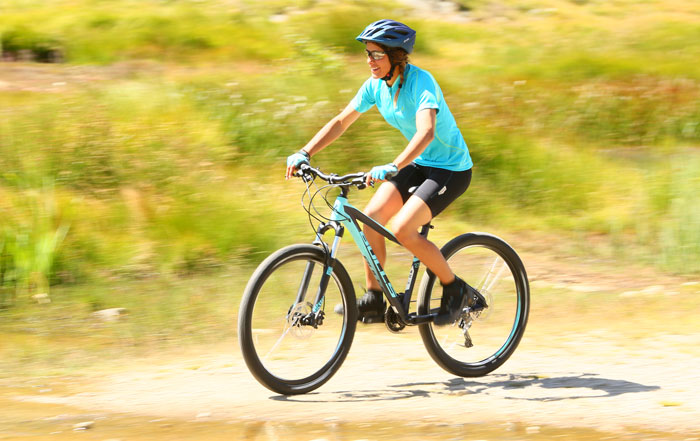 abnehmen mit dem fahrrad