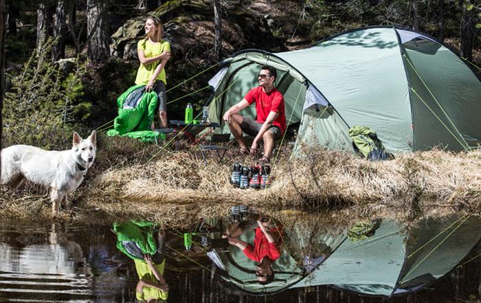 Das 3 Personen Zelt Welches Zelt passt für mich?