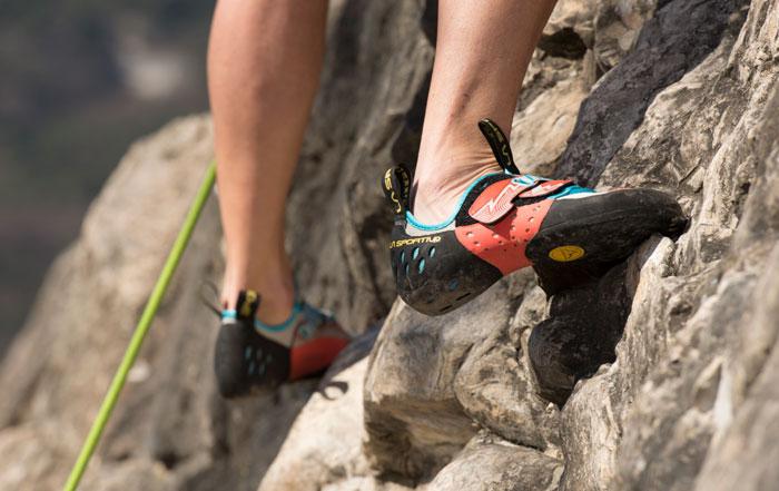 Qual è la scarpetta da arrampicata giusta per me?