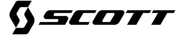 Scott Logo Bekleidung Größentabelle