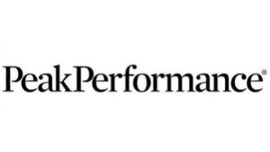 Peak Performance Größentabelle