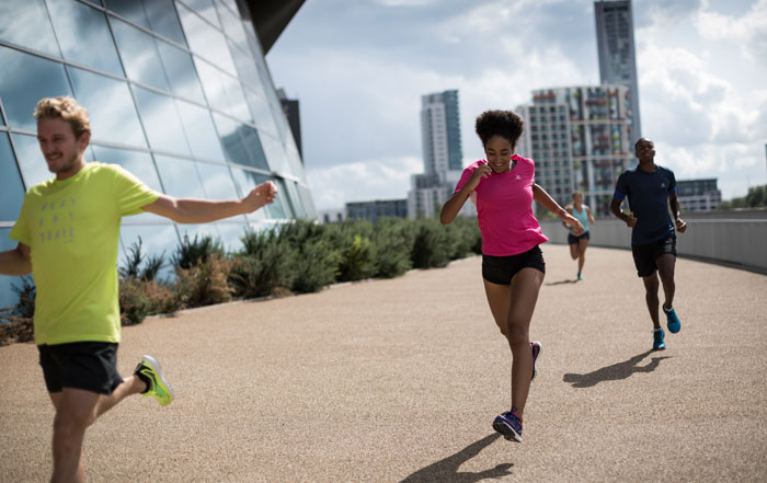 sconto comprare on line disponibilità nel Regno Unito Iniziare a correre - allenamento e consigli per le scarpe ...