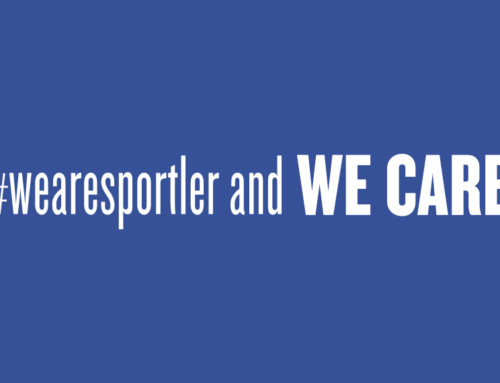 #wearesportler and We Care