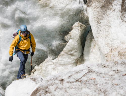 Gletscherüberquerung: Vorbereitung und Ausrüstung