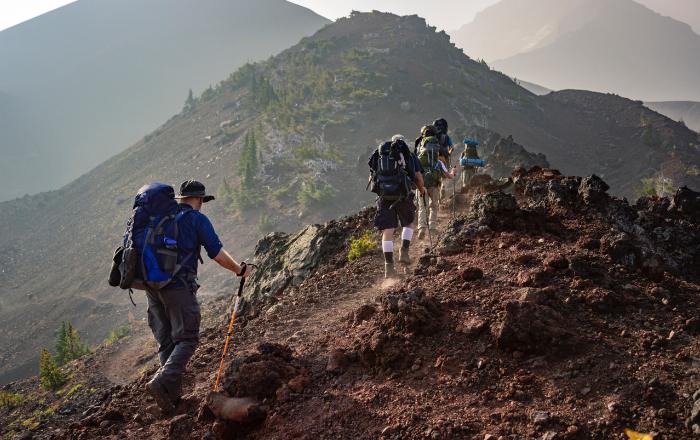 Bastoncini Trekking