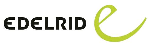 Edelrid Bekleidung Größentabelle Logo